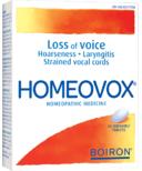 Boiron Homeovox