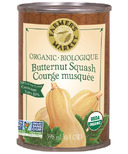 Farmer's Market Organic Butternut Squash Puree