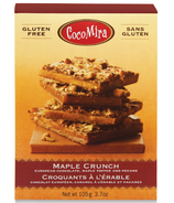 Cocomira Confections Maple Crunch