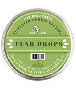 Tear Drop Cookie Cutters