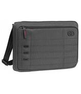 OGIO 15 Inch Renegade Slim Laptop Bag in Black Pindot