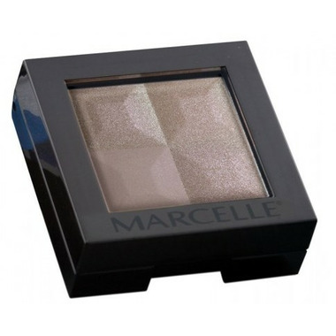 Marcelle Eye Shadow Quad in Taupetation