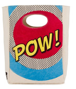 Fluf Pow Organic Lunch Bag