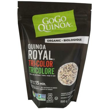 GoGo Quinoa Royal Tri-Color Quinoa