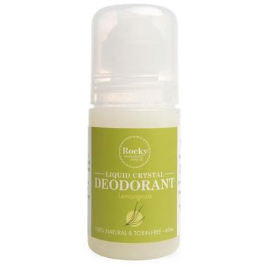 Rocky Mountain Soap Co. Lemongrass Liquid Crystal Deodorant