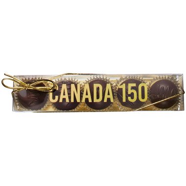Saxon Chocolates Ice Wine Truffle Box
