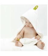 Puj Hug Hands-Free Hooded Infant Towel