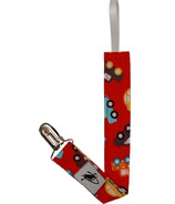 Puffin Gear Pacifier Clip Cars