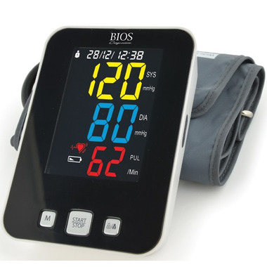 Bios Deluxe Automatic Blood Pressure Monitor