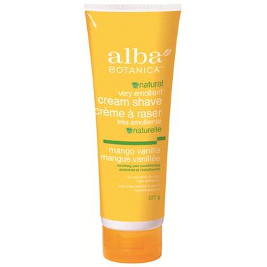 Alba Botanica Natural Very Emollient Cream Shave