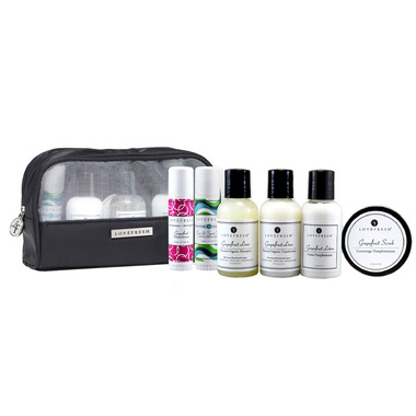 Lovefresh Grapefruit Travel Kit