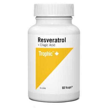 Trophic Resveratrol + Ellagic Acid