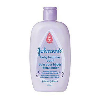 Johnson\'s Bedtime Bath