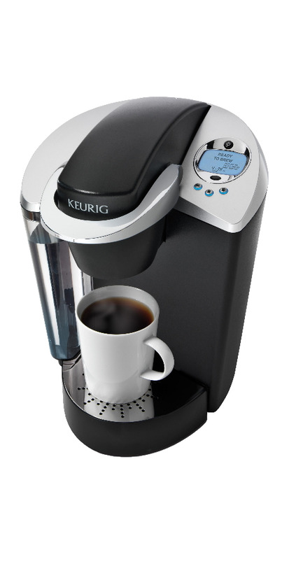 Available from brands like Keurig, KitchenAid, and Tassimo, single serve coffee makers use sealed pods that come in different flavours and strengths. That means you can choose to brew everything from flavoured coffee to a latte or hot chocolate or even an ice cold glass of ice tea.
