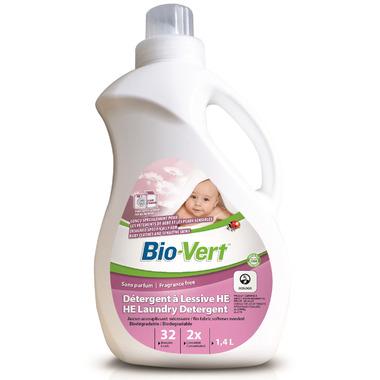 Bio-Vert HE Laundry Detergent Fragrance Free for Baby
