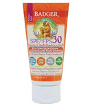 Badger Tangerine & Vanilla Kids Sunscreen Cream