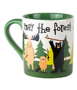 Hatley Ceramic Mug May the Forest Be With You