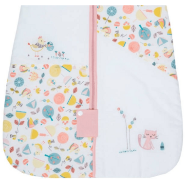 Grobag Baby Sleep Bag 2.5 Tog Folk Garden