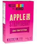 Pressed by KIND Apple Strawberry Bars
