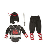 Melissa & Doug Ninja Role Play Costume Set