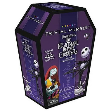 Trivial Pursuit: The Nightmare Before Christmas Collector\'s Edition