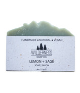Wilderness Soap Co. Lemon + Sage Soap