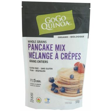 GoGo Quinoa Whole Grains Pancake Mix