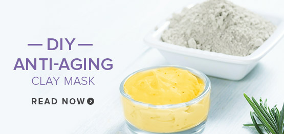 DIY Anti-Aging Clay Mask