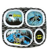 Bumkins DC Comics Melamine Plate Batman