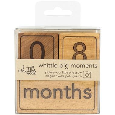Whittle Wood Whittle Big Moments Blocks