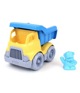 Green Toys Dumper Construction Truck Blue and Yellow