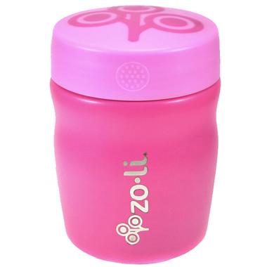 Zoli POW Dine Vacuum Insulated Food Jar Pink
