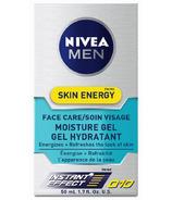Nivea Men Q10 Skin Energy Moisturizing Gel