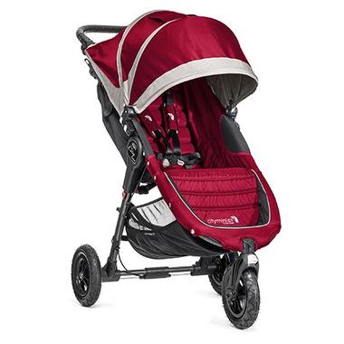 Baby Jogger City Mini GT Single Crimson