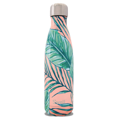 S\'well Resort Collection Stainless Steel Water Bottle Palm Beach