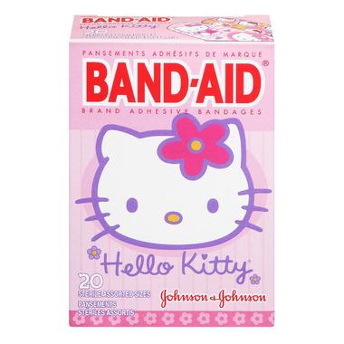 Band-Aid Hello Kitty Bandages