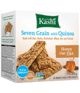 Kashi Seven Grain with Quinoa Honey Oat Flax Bars