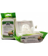 Aleva Naturals Bamboo Baby Nose n' Blows Wipes