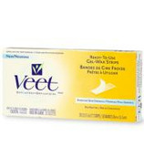 Veet Ready to Use Gel Wax Strips