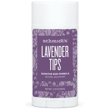 Schmidt\'s Deodorant Lavender Tips Sensitive Skin Deodorant