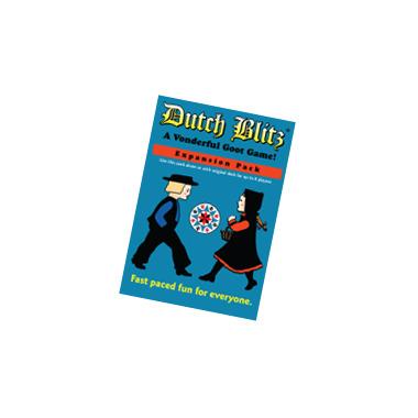 Dutch Blitz Card Game Expansion