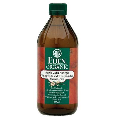 Eden apple cider vinegar