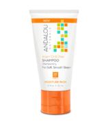 ANDALOU naturals Argan & Shea Moisture Rich Shampoo Travel Size