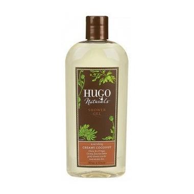 Hugo Naturals Creamy Coconut Shower Gel
