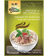 Asian Home Gourmet Vietnamese Pho Noodle Soup Spice Paste