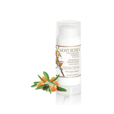 Mont Echo Naturals Age Defense Cleansing Cream