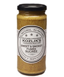 Kozlik's Sweet and Smokey Mustard