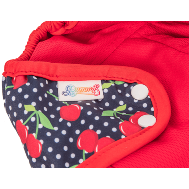 Bummis All-in-One Pure Diaper Cherry