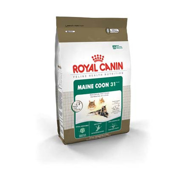 buy royal canin maine coon 31 at free shipping 35 in canada. Black Bedroom Furniture Sets. Home Design Ideas