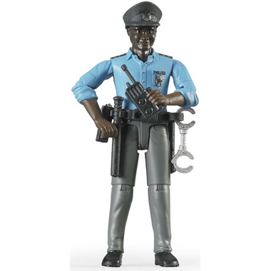 Bruder Toys Police Officer Figure